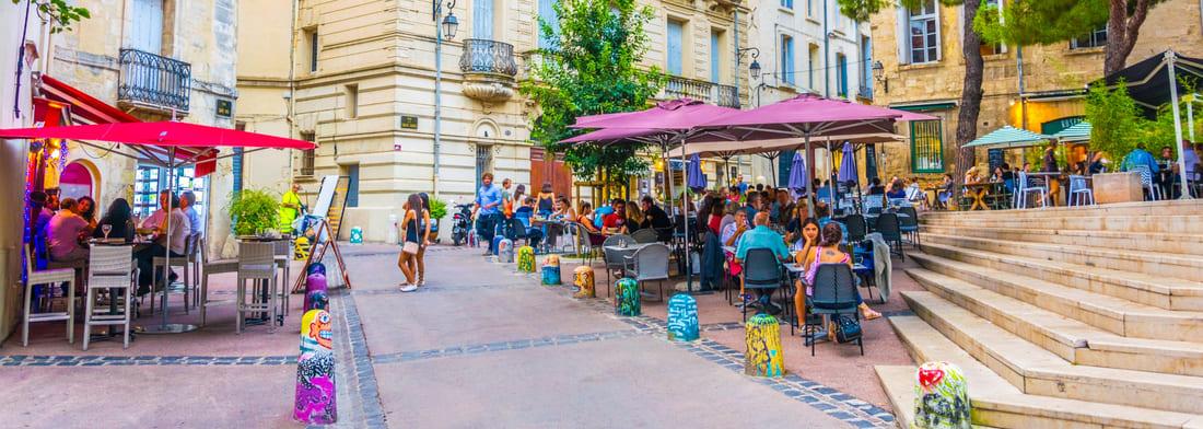 Aprpendre le français à Montpellier