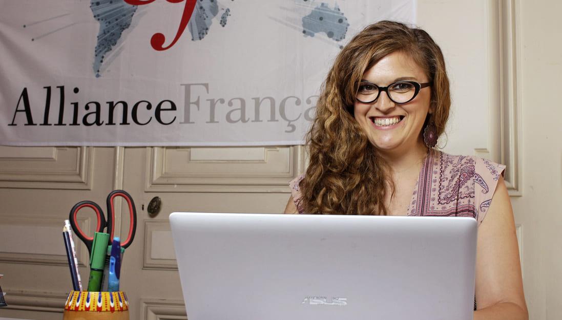 Cours particuliers de français en ligne