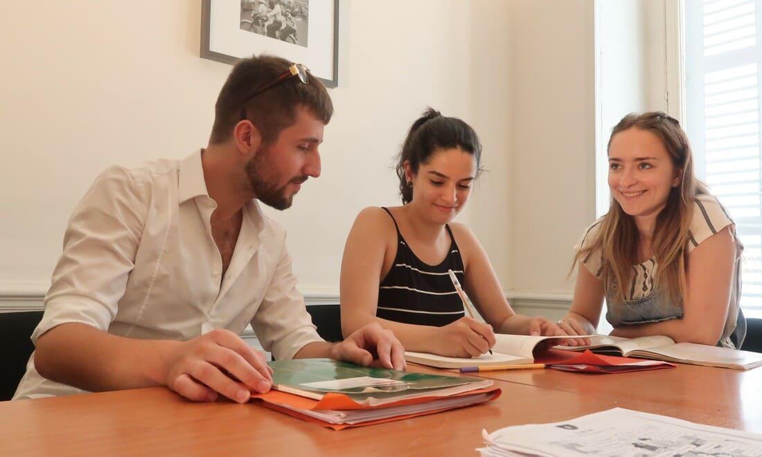 curso de verano en francia