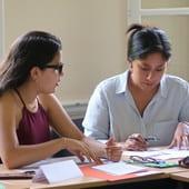 Aprender la lingua francesa em França