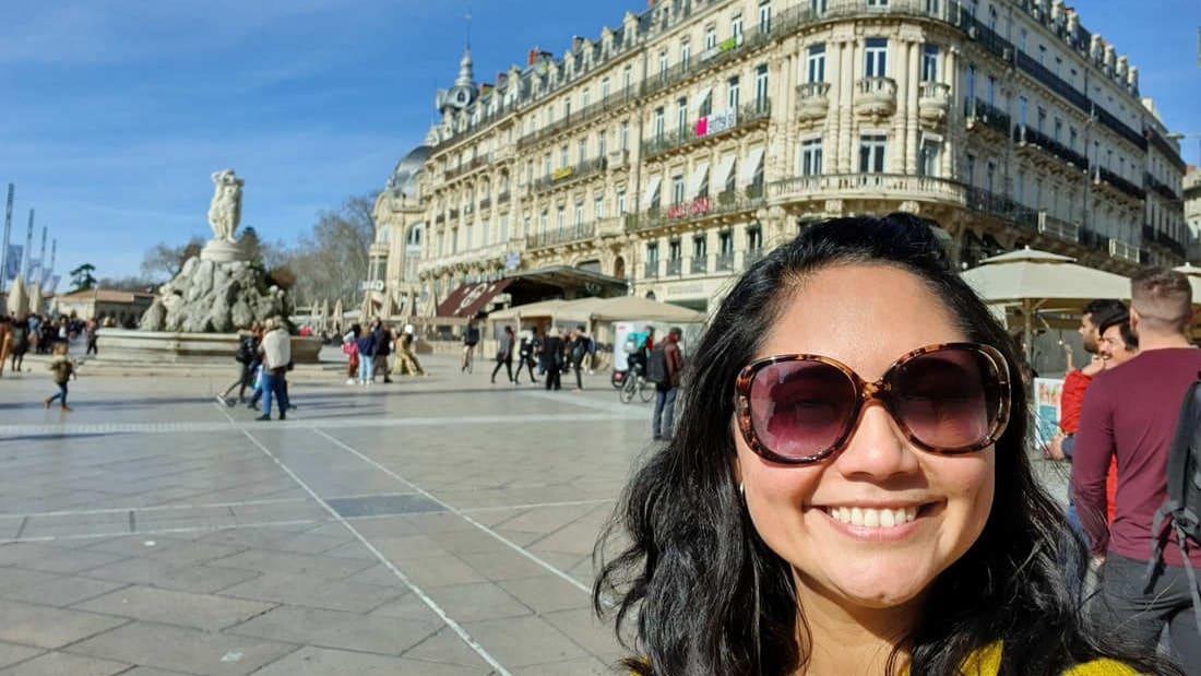 Aulas de frances em França