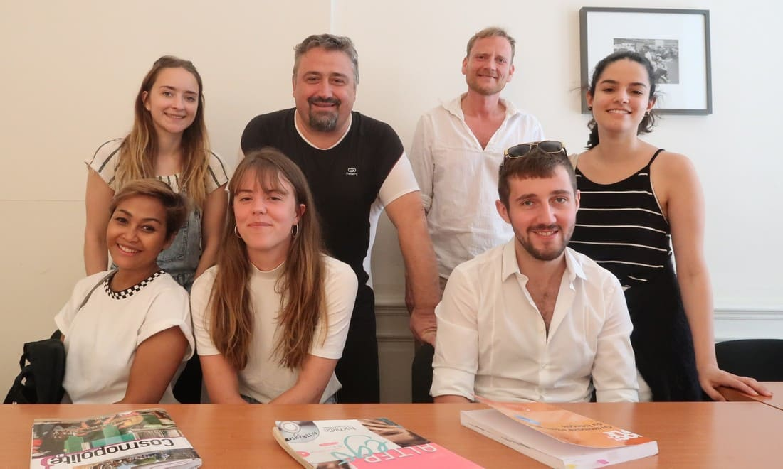 Curso de francês França em Montpellier Alliance Francaise