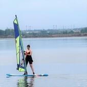 Francês e Windsurf