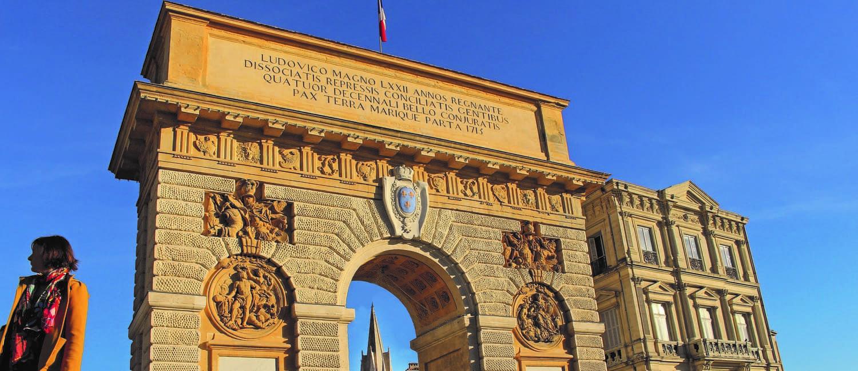 Montpellier em França