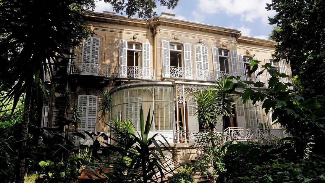 Instituto francês em Montpellier França