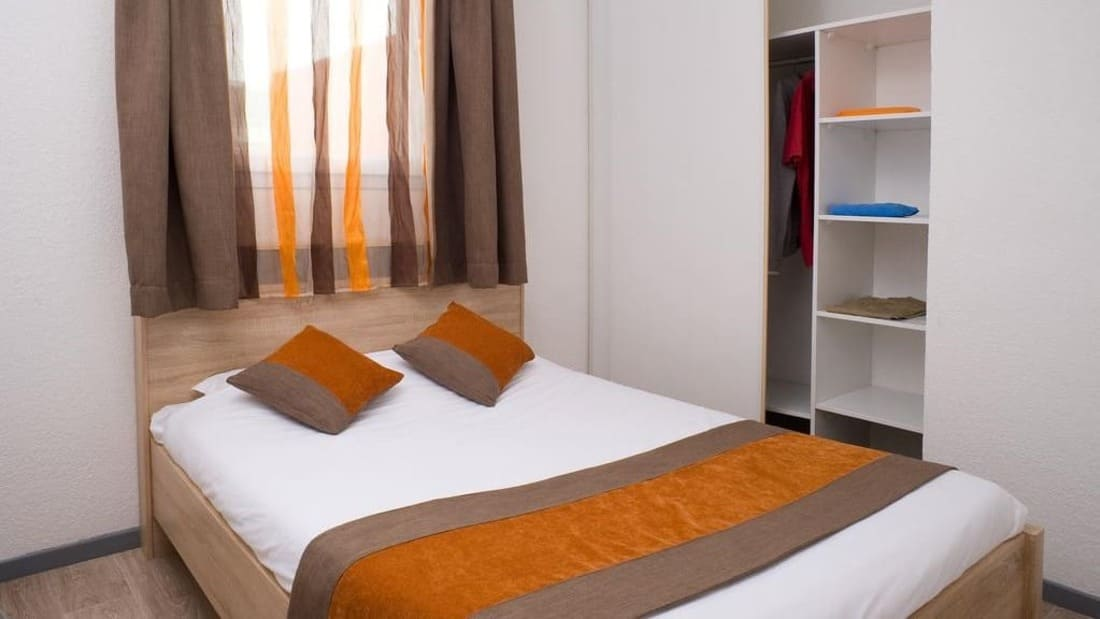 Alojamento de qualidade em Montpellier