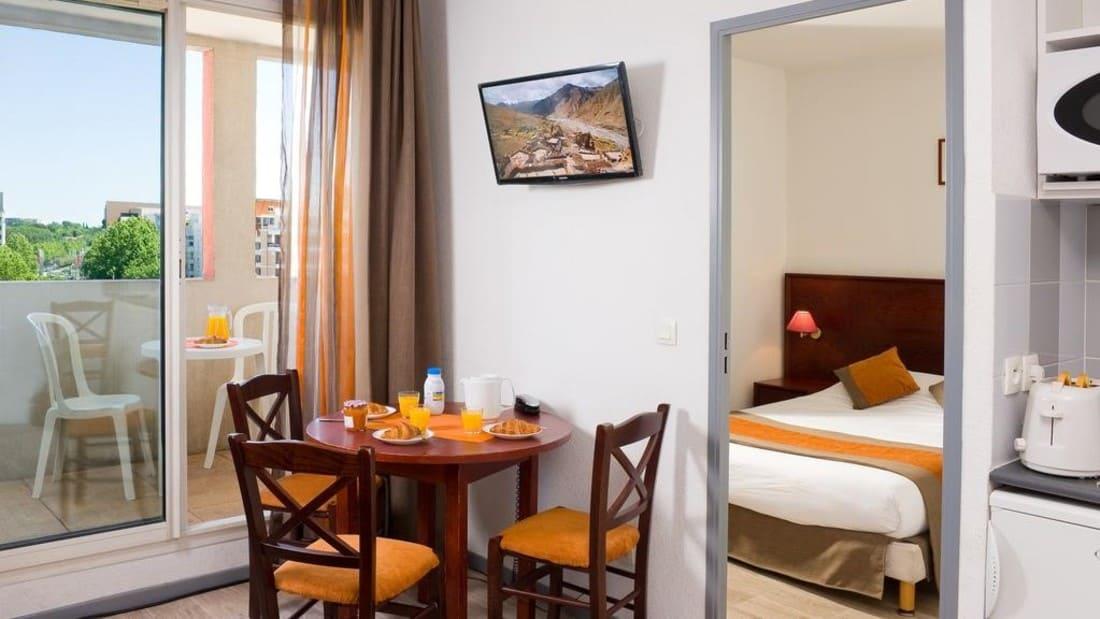 Alojamentos em apartamentos em Montpellier