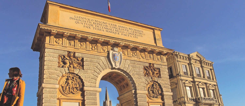 Ano sabático em França Montpellier