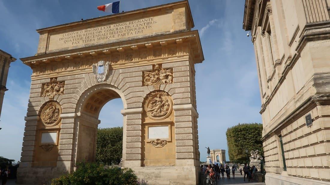 Instituto francês em Montpellier