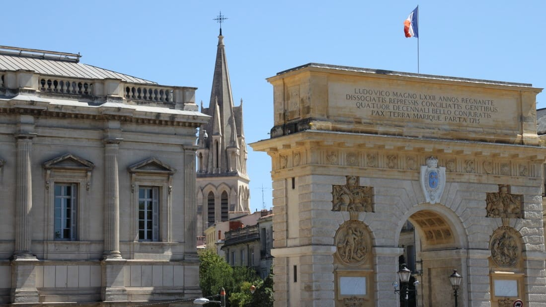 Lições e curso em Montpellier