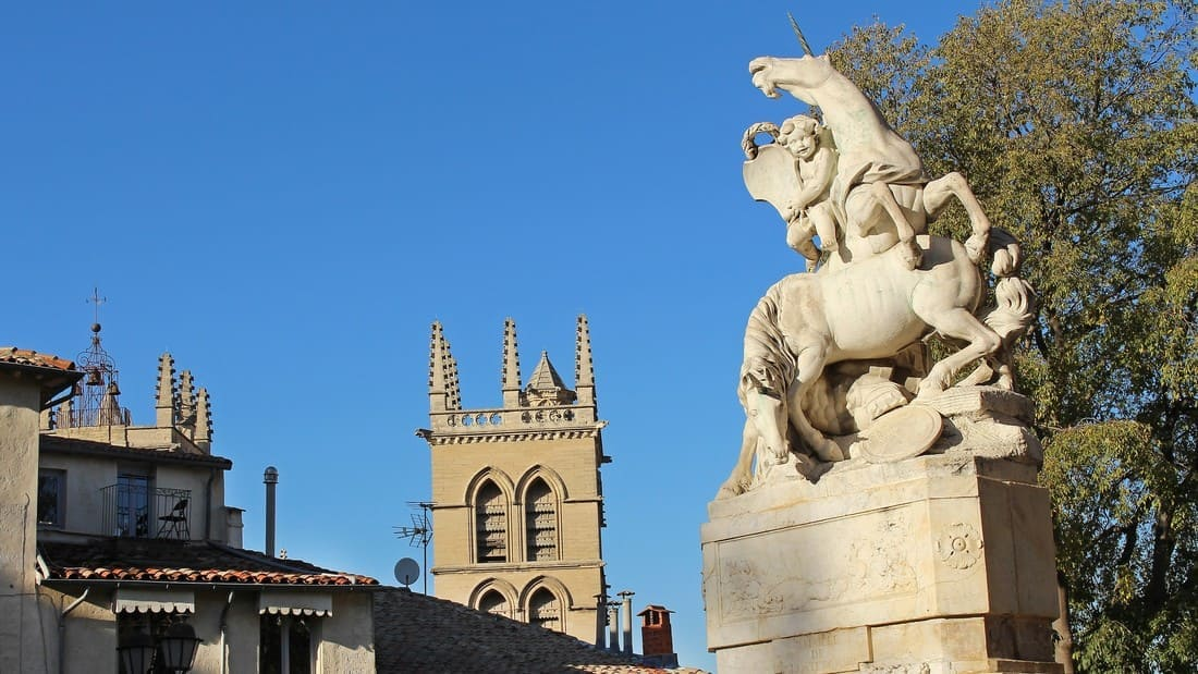 Viajar em Montpellier