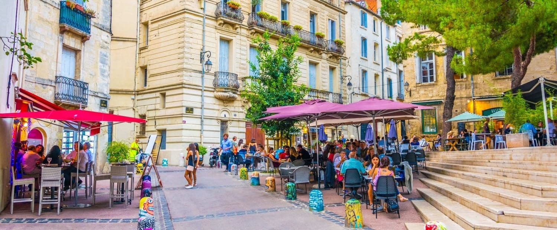 Aprender francês em França