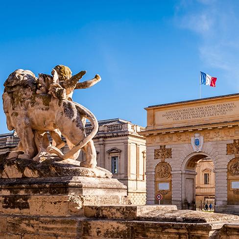 Estadia francesa para grupos