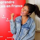 Programa de imersao francesa em França